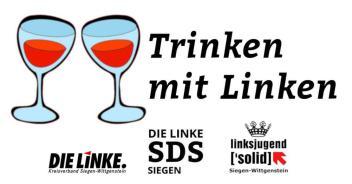 Offene Theke: Trinken mit Linken