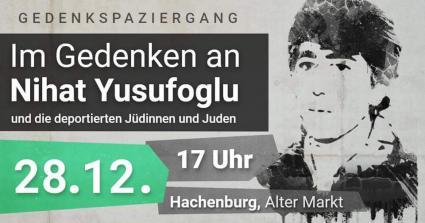 Offene Theke – Nach dem Gedenkspaziergang in Hachenburg