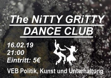 The NiTTY GRiTTY DANCE CLUB