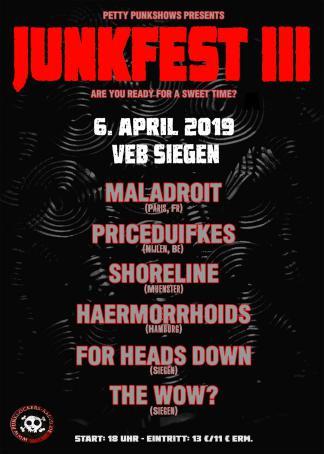 Junkfest III