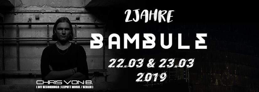 2 Jahre Bambule