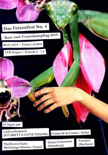 Das Fotzenfest No. 4